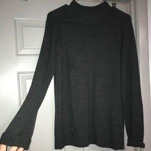 XL Gray Sweater. MUST BE BUNDLED